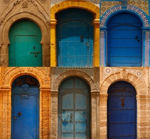 Puertas de Essaouira