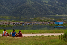 Lago de Pokhara