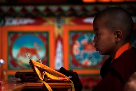 Campo de refugiados tibetano
