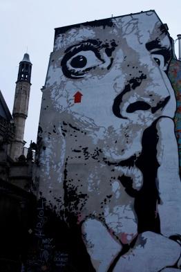 Street art en Paris