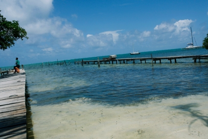 Playa Caye Caulker