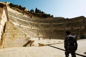 Teatro romano Amán